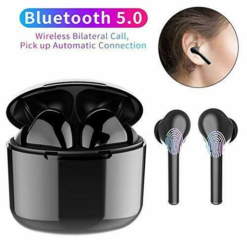 Bluetooth In-Ear Kopfhörer Wireless Kabellos Stereo Sport Headset Ladebox Magnet