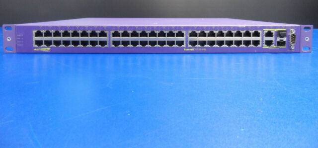 Extreme Networks Summit X150-48T 15203 48-Ports Stackable Managed Switch