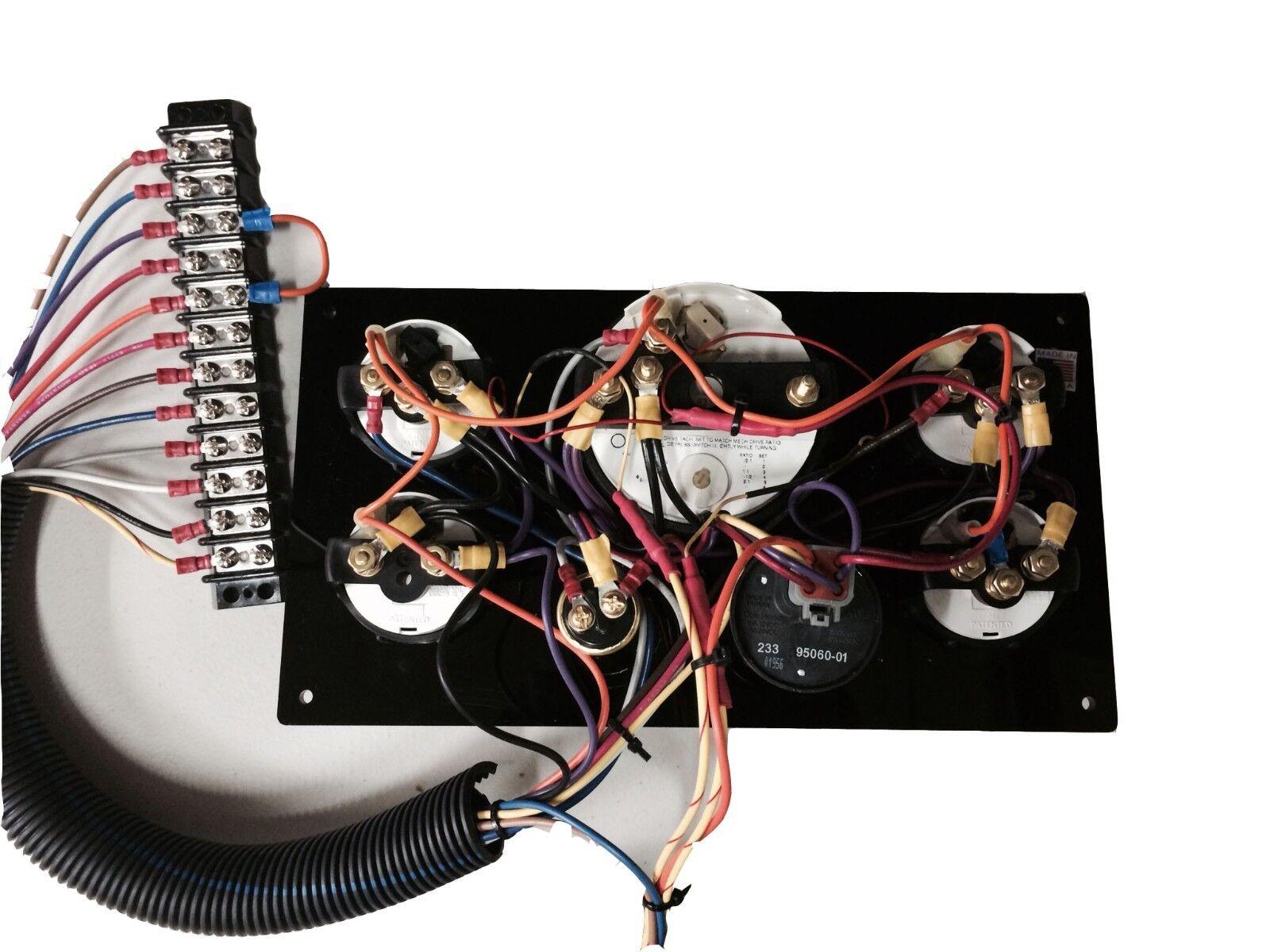 Caterpillar Engine Instrument Panel Marine Grade Wiring Harness 7 4 Norton Secured Powered By Verisign