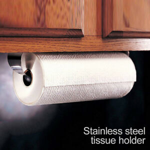 Support-papier-hygienique-mural-Chrome-papier-soie-soie-support-salle-bain-carre
