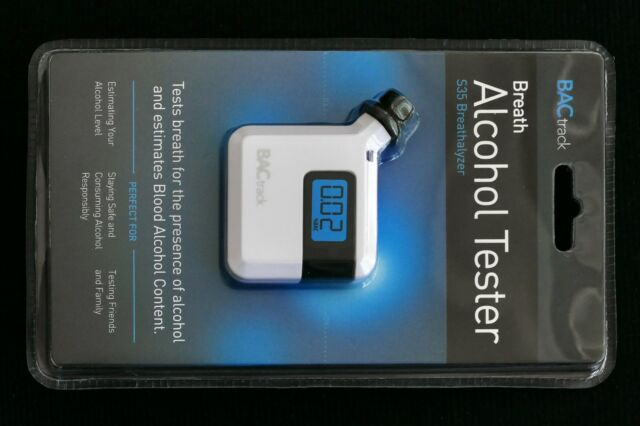 BACtrack S35 Digital Breathalyzer (New in Package / Unused)