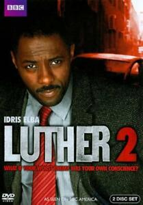 LUTHER 2 NEW DVD
