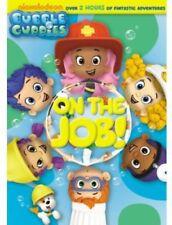 Bubble Guppies: On the Job (DVD, 2013)