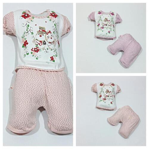 Oberteil 2-teilig| ♥ Neu ♥ Babykleidung Gr.68 ; 74 ; 80 Shorts
