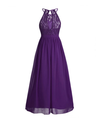 Flower Girls Dress Pageant Formal Party Wedding Jr Bridesmaid Ball Gown Dresses