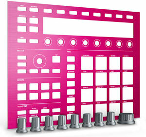 NATIVE-INSTRUMENTS-MASCHINE-CUSTOM-KIT-Pink-Champagne