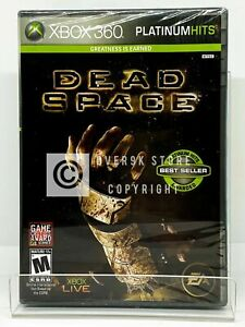 Dead-Space-Platinum-Hits-Xbox-360-Brand-New-Factory-Sealed