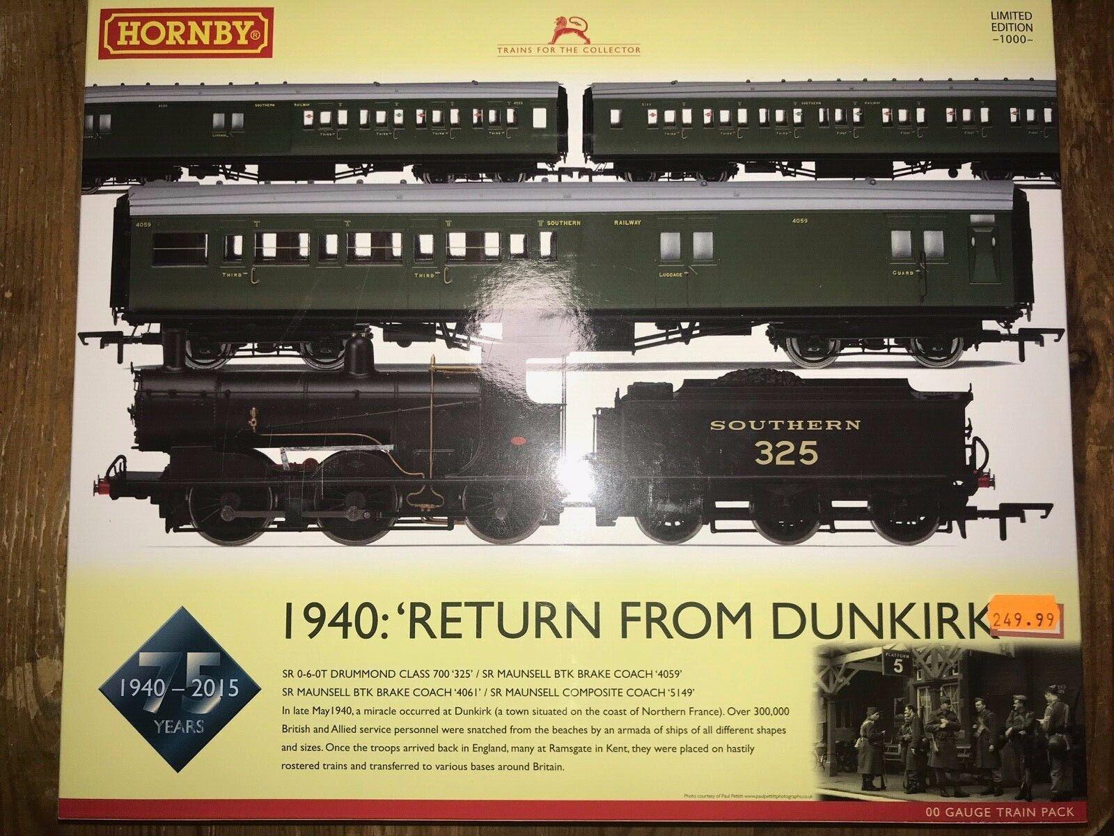 Hornby Train Pack R3302 1940  'Return From Dunkirk'