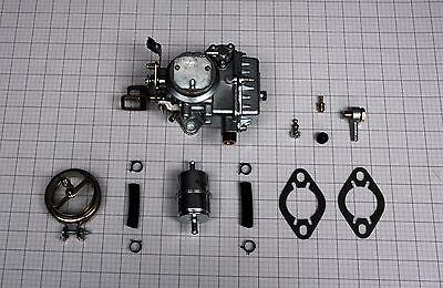 """1960-73 CARB KIT 1BARREL HOLLEY MODEL 1920 DODGE 170 198-225/"""" ENGINES ETH TOLER"""