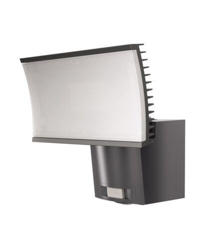 grau Flutlicht mit Sensor wie 120W Osram NOXLITE LED HP FLOODLIGHT II 23W GR