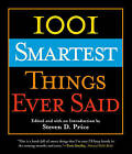 1001 Smartest Things Ever Said by Rowman & Littlefield (Paperback, 2005)