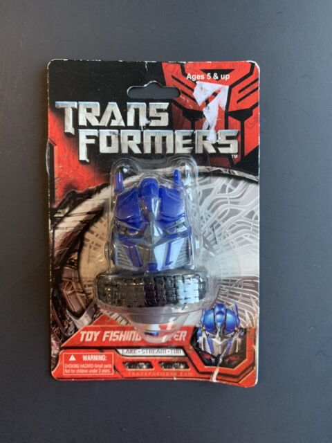 Hasbro Transformers Toy Fishing Bobber Action Figure For Sale Online Ebay