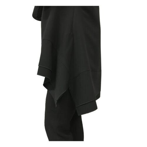 In Mod Asimmetrica Italy Donna Tadashi Made Blusa Tasche Con Nero Tai192094 6azYwq