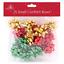 Nastri-Fiocchi-di-paillettes-20x-Regalo-Fiocchi-brillavano-fiocchi-decorazioni-natale-regalo-Wrap miniatura 15