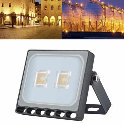 LED Floodlight 10//50//100//150//200//300W PIR Sensor Motion Security Light IP65 220V