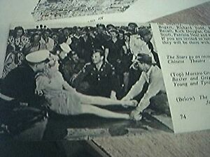 ephemera-1951-film-picture-grauman-039-s-betty-grable-and-her-legs