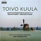 Toivo Kuula - : South Ostrobothnian Suites I & II; Festive March; Prelude & Fugue (2015)
