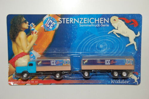 Werbetruck - Hängerzug Sibiria ICE Beer - Nr 03 Widder - 2