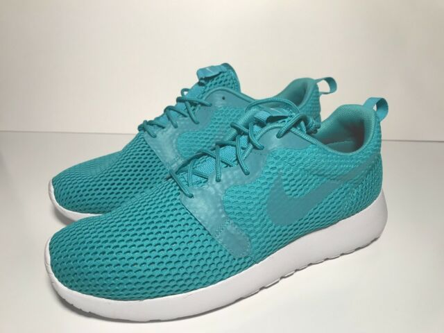 a803573fa8ce9 Buy Nike Men s Roshe One HYP BR Shoes Size 11 Jade White 833125 300 ...