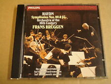 CD PHILIPS / HAYDN - SYMPHONIES NRS.90 & 93 / FRANS BRÜGGEN