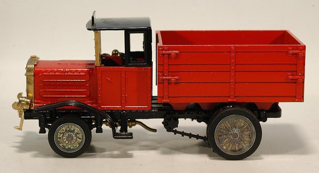 Euro modelo 1 50 Henschel camiones 1926 rojo claro en en en o-box  1629 9112e2