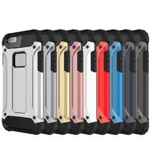 Tough-Hard-Armour-Shockproof-Strong-Protective-Case-Cover-iPhone-5-6-7-8-X-Plus