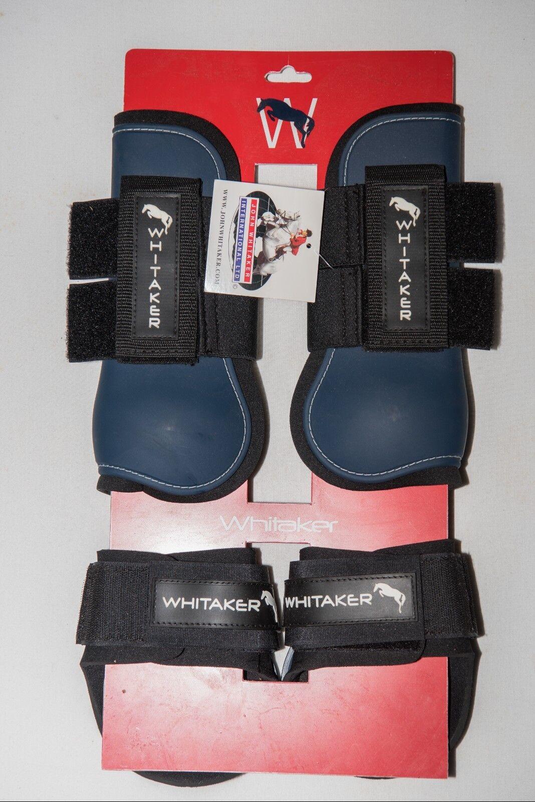 Whitaker Skipton Nodello Stivali tendine e set di 4