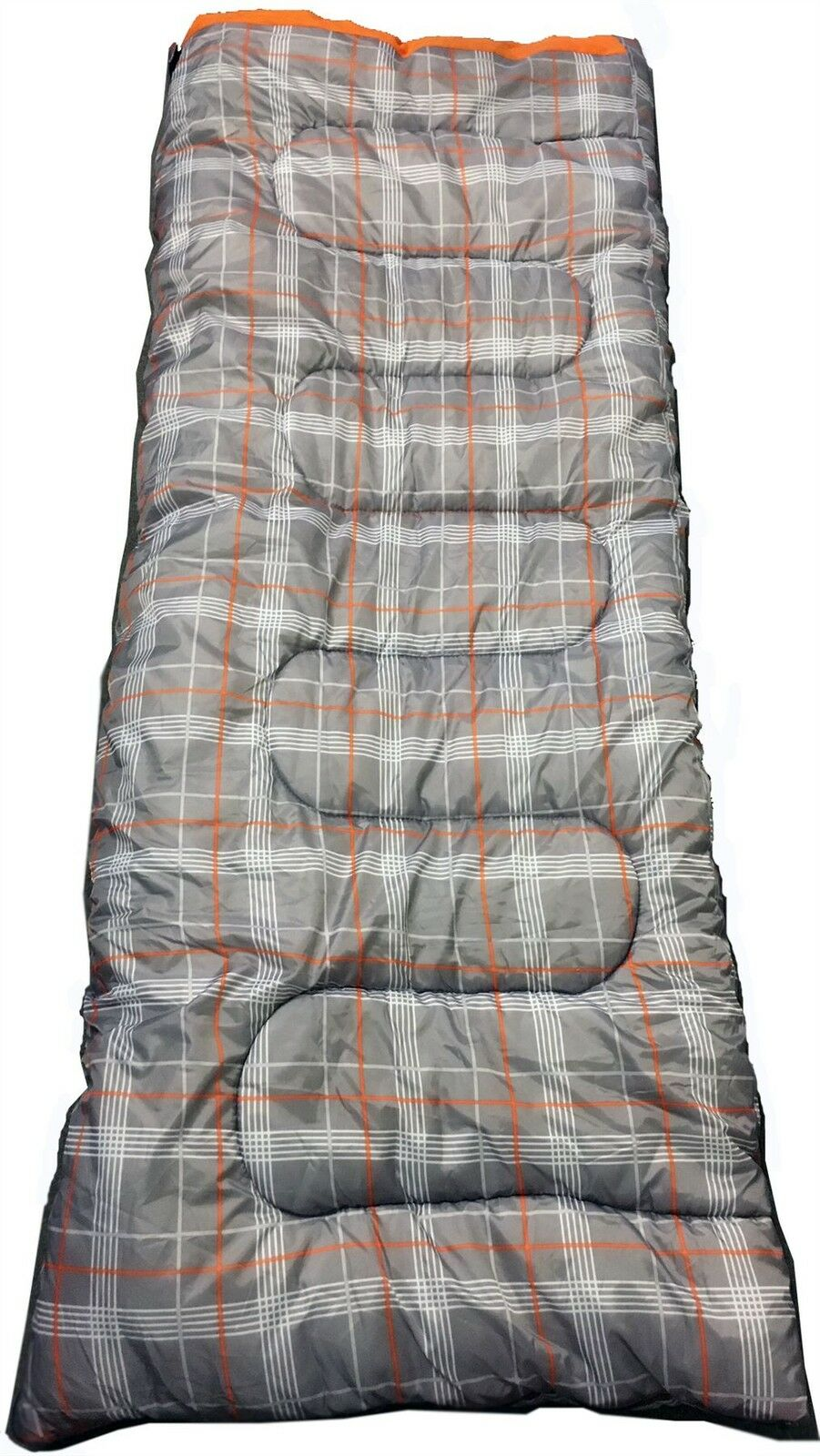 ADULT SLEEPING BAG 3 SEASON 300GSM FILL WITH STORAGE BAG - OLPRO HUSH (PATTERN)
