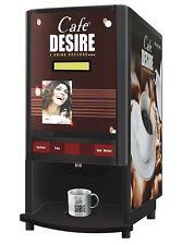 Café Desire Coffee Tea Vending Machine- 2 Lane (ANNUAL RENTAL PACKAGE RS 6000)