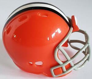 CLEVELAND-BROWNS-NFL-Riddell-Speed-POCKET-PRO-Mini-Football-Helmet