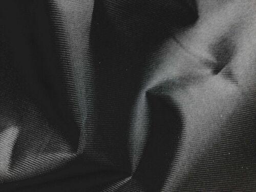 Nylon Pocket Lining ,Backing Fabric Bag Black 154cm wide