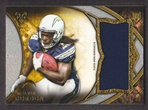 2015-Topps-Triple-Threads-Rookie-Jumbo-Relics-MGO-Melvin-Gordon-Jersey-45-99