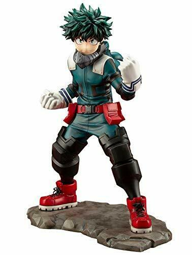 Takara Tomy Artfx J mi Héroe Academia Izuku Midoriya Figura Nueva de Japón