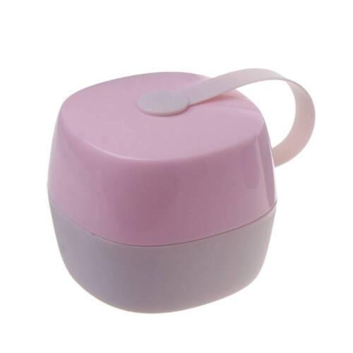 Portable Baby Infant Kids Travel Storage Box Pacifier Nipple Cradle Case Holder
