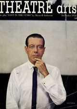 THEATRE ARTS MAGAZINE 1950 DEC COLE PORTER,WILCOTT GIBBS, JEAN ROSENTHAL