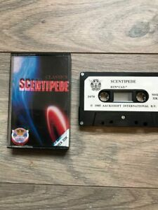 MSX-Game-Scentipede-Eagle-Software