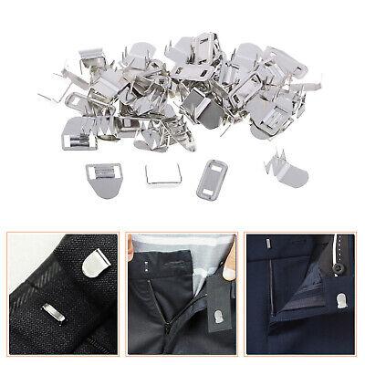 Metal Hook /& Bar Fastners Repair//DIY Trousers Skirts Waist extender Sewing Craft