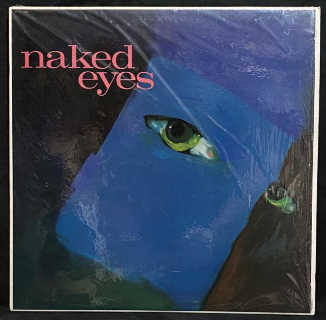 Naked Eyes - Self Titled LP EMI America St-17089 1983