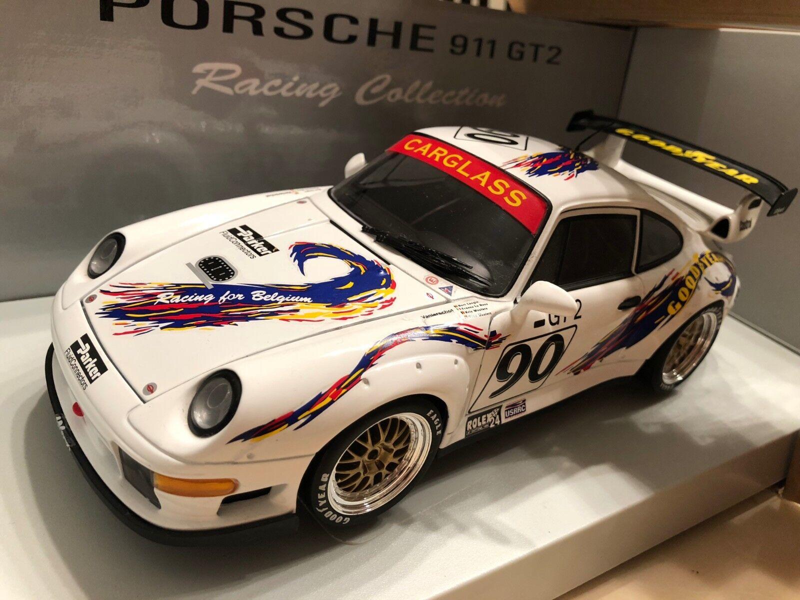 Porsche 911 GT2  - Rare UT model - Daytona 1998