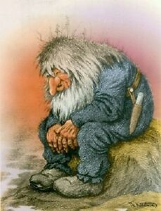 Theodor Kittelsen Norwegian Troll Cards With Envelopes New Ebay