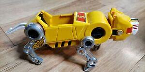 Vintage-Voltron-Yellow-Lion-5-1984-NO-Canopy
