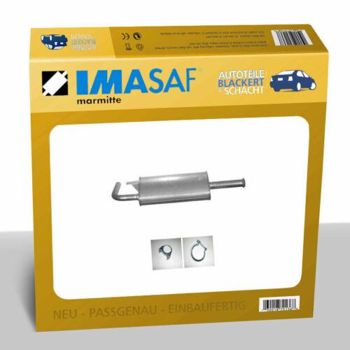 2.0 turbo 2002 Escape de IMASAF fondos olla algunas piezas para Renault Espace 2.0