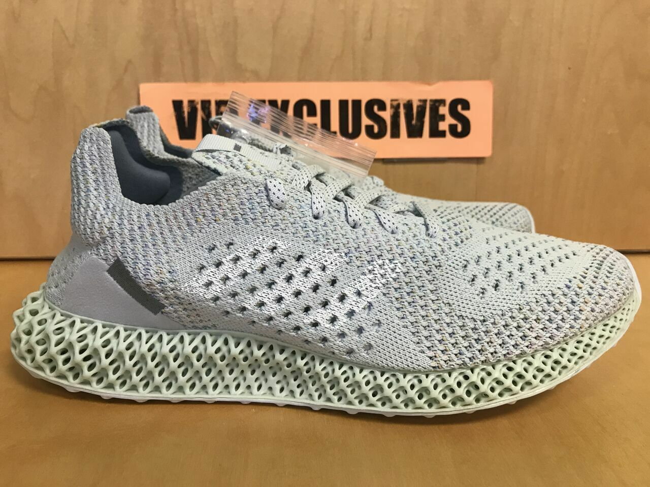 Adidas FutureCraft 4D Invincible Prism B96613 LIMITED ONLY 80 PAIRS RELEASED!