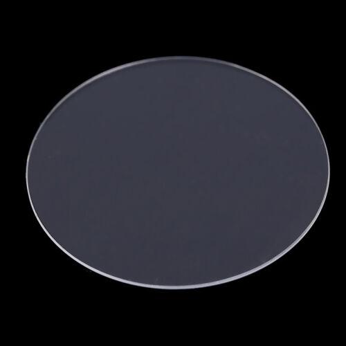 1pc protector de pantalla de cristal templado para 30//31//34//35//36//38m m redondo、