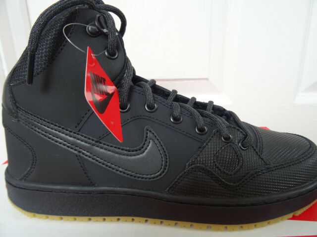 fábrica Plano Libro  Nike Son of Force Mid Winter 807242-009 Lifestyle Leather Shoes Trainers  EUR 44 for sale | eBay