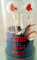 Boston Red Soxs Mlb Tangle Free Shoelace Earbuds Ihiip Ipod I Phone