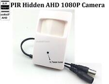 CCTV HD-AHD 2.0MP1080P Lens 3.7mm PIR Hidden Style Motion Detecto Spy AHD Camera