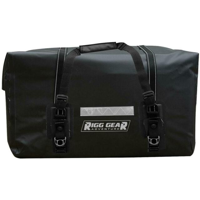 Adventure Bike Motorcycle Nelson-Rigg Tailbag SE-3000 WP Black 39L Water Proof