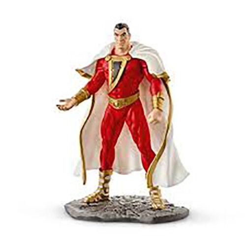 """SCHLEICH DC COMICS Justice League 5/"""" Giocattolo Action Figure-Shazam"""