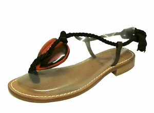 MISS-TRISH-OF-CAPRI-Il-Primo-Passo-Leather-Rope-Heart-Ankle-Wrap-Sandals-312